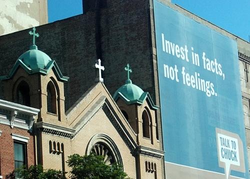 Church &sign