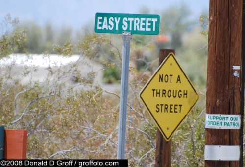 Easy Street -- not