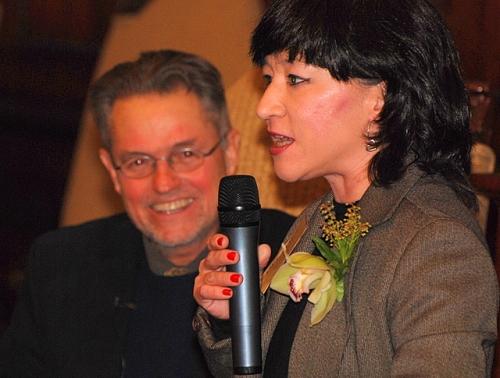 Jonathan Demme & Suellen Kehler