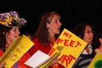 My feet hurt -- Philadelphia Complaint Choir