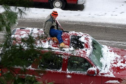 Snow, Narberth, PA