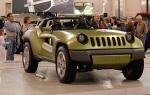 Jeep concept car