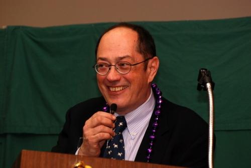 Avi Eden, moderator