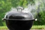 Charcoal smoking