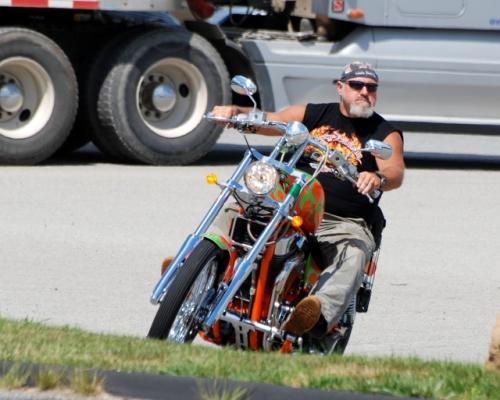 Easy rider, Somerset, PA