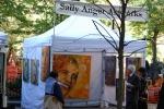 Rittenhouse Square art show