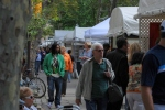 Along Walnut, Rittenhouse art show