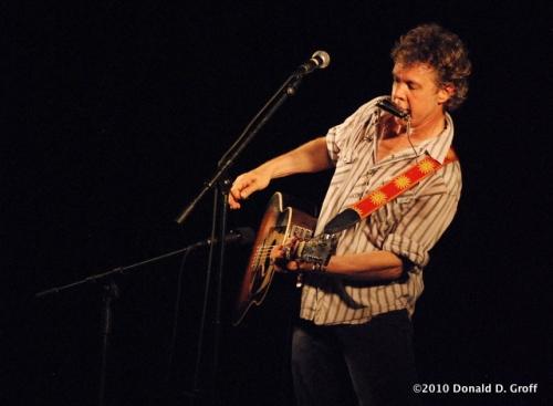 Steve Forbert at Bryn Mawr, June 12, 2010