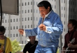 Chubby Checker does the Twist