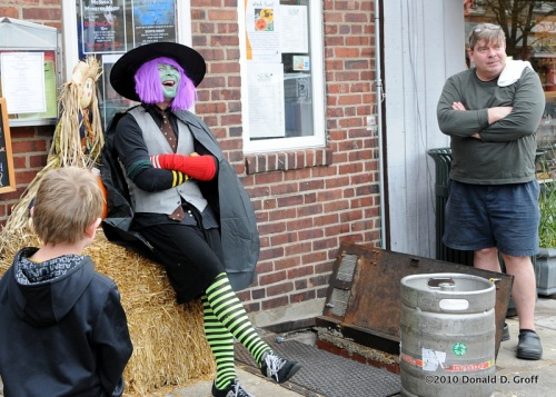 McShea's witch