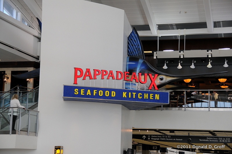 """""""Pappadeaux seafood salad with creamy citrus vinaigrette recipe. how many weight watcher points ..."""