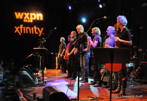 Tim Robbins & the Rogues Gallery Band, July 29, 2011